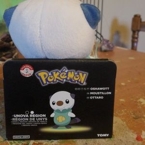 Pokemon Other - Pokemon Oshawott In box plush cute kids collection